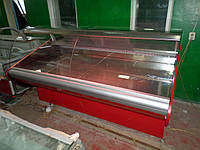 Холодильная витрина ПВХС Л-М-Д  1.5, фото 1