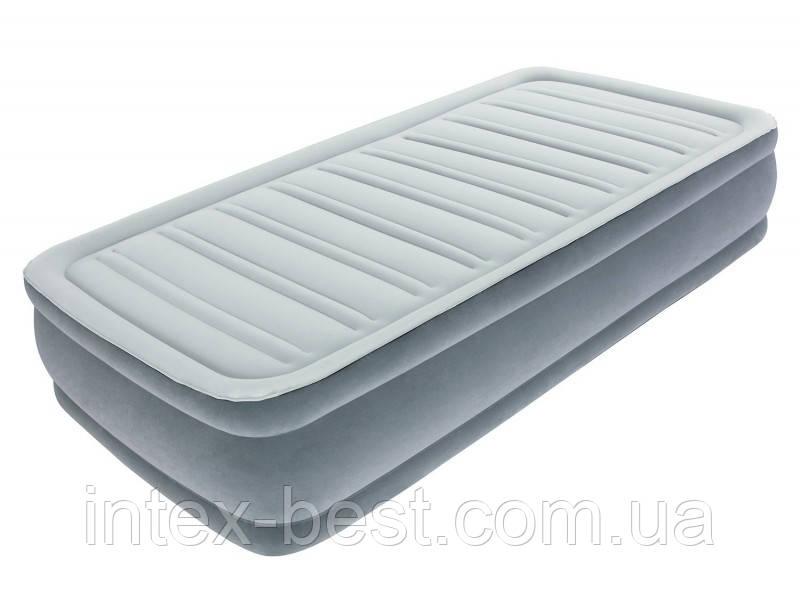 Bestway 67488 надувная кровать New Comfort Raised Air Bed 203x152x43см