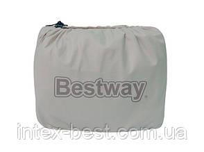 Bestway 67488 надувная кровать New Comfort Raised Air Bed 203x152x43см, фото 2