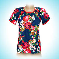 Блузка вышиванка женская