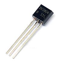 Транзистор 2N3904 NPN 60V 0,2A TO-92