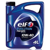 Масло моторное 10W40 ELF EVOLUTION 700 STI (4L)