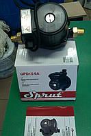 Бесшумный SPRUT GPD 15-9A  повышение давления воды