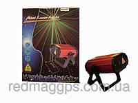 Лазерная установка проектор для вечеринок RG-017N-C1 с пультом управления