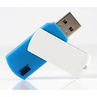 USB флешка GoodRam UCO2 (Colour Mix) 16Gb Blue/White ( UCO2-0160MXR11 ), фото 1