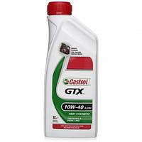 Моторное масло Castrol GTX 10w40  SL/CF A3/B4