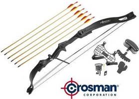 Лук Crosman Elkhorn + 6 стрел