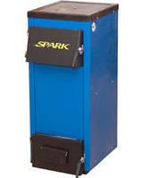 Твердотопливный котел Spark-18П с плитой