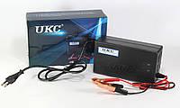 Зарядное устройство для аккумулятора Battery Charger 5A MA-1205: частота 47-63Hz, 12V, 4 шага зарядки