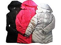 Куртка-плащ для девочек на меховой подкладке, Happy, размеры 8-16 лет, арт. P-17, фото 1