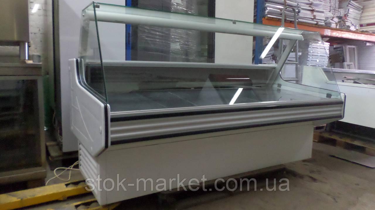Кондитерская витрина JUKA Standart W - 1  180/110 SP8