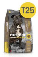 T25 Nutram Total Grain-Free Salmon & Trout Recipe Dog 2,72кг-корм для собак беззерновой с лососем и форелью