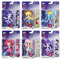 Equestria Girls мини-кукла, в ассорт.