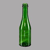 Стеклянная бутылка 200 мл под соус зеленая в упаковке 25шт