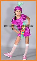 Детский костюм Конфетка для девочек | Костюм Цукерки