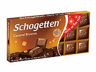 Шоколад Shogetten Caramel Brownie (Шогеттен с карамелью) 100 г. Германия