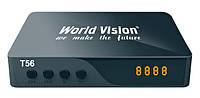 Эфирный ресивер T2 World Vision T56 Тюнер, DVB-T2 приемник