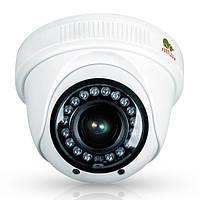 Купольная варифокальная камера Partizan CDM-VF33H-IR HD v4.0