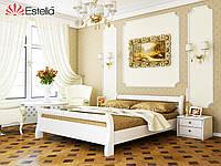 """Деревянная кровать """"Диана"""" 1600х2000 (щит)"""