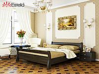 """Деревянная кровать """"Диана"""" 1400х2000 (щит)"""