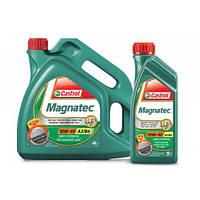 Моторное масло Castrol Magnatec 10w40 SL/CF A3/B4