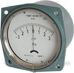 Тягонапоромер мембранный показывающий ТНМП-100