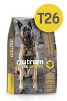 T26 Nutram  2,72кг - беззерновой корм для собак с ягненком (01,18)
