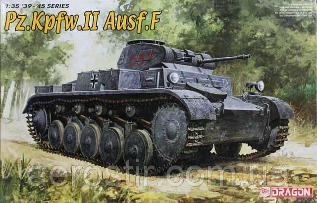 Pz.Kpfw.II Ausf.F 1/35 DRAGON 6263