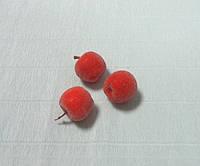 Декоративные Яблоки красные в сахаре, 3,5см