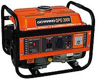 Генератор бензиновый Gerrard GPG2000 (1,2 кВт, ручной стартер)  Бесплатная доставка