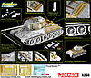 Танк Т34/85 обр.1944г 1/35 DRAGON 6266, фото 2