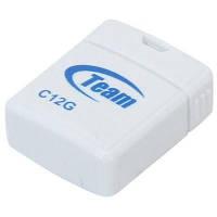 USB флешка Team C12G 16Gb White ( TC12G16GW01 ), фото 1