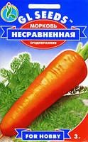 Семена моркови Несравненная 4 г, Gl Seeds