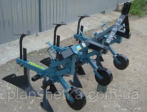 """Культиватор пропашной универсальный КПУ-3-70 """"Premium"""" (ширина 1,4 м, с долотом), фото 2"""