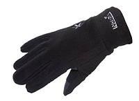 Флисовые перчатки Norfin FLEECE BLACK