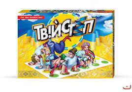 Игра Твистер Украинский