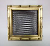Решетка золотая