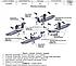 Подножки площадки для Kia Sorento 2010-2012 (стиль Porsche Cayenne), фото 8