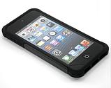 Чохол Primo Silicon Splint для плеєра Apple iPod Touch 5 / 6 / 7 - Black, фото 3