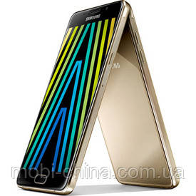 Смартфон Samsung Galaxy A3 A310F Gold ' ', фото 2