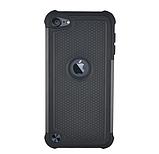 Чехол Primo Silicon Splint для плеера Apple iPod Touch 5 / 6 / 7 - Black, фото 2