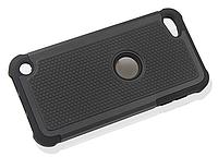 Чехол Silicon Splint для Apple iPod Touch 5 / 6 - Black , фото 1