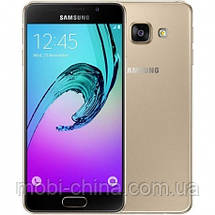Смартфон Samsung Galaxy A3 A310F Gold ' ', фото 3