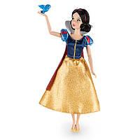 Белоснежка Дисней кукла принцесса с фигуркой птички/ Snow White doll Disney