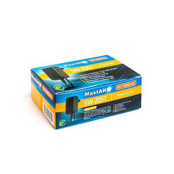Сетевой блок питания MastAK SW-2051 (5V 1000mA)