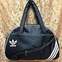 Спортивная сумка для фитнеса Adidas. Высокое качество. Прочная сумка для спортзала и поездок. Код: КДН1058