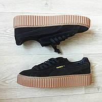 Кроссовки женские Puma Rihanna Fenty (кеды/криперы)