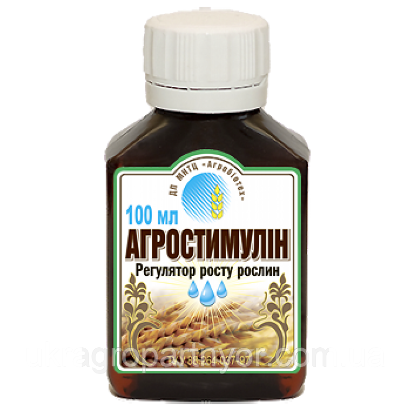 "Регулятор роста ""Агростимулин"" 100мл.(10мл\га)"