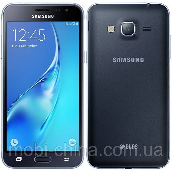 Смартфон Samsung Galaxy J3H Duos J320 Black