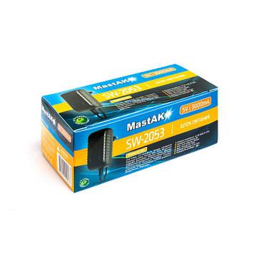 Сетевой блок питания MastAK SW-2053 (5V 3000mA)